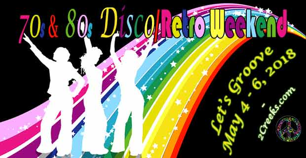 70 S And 80 S Disco Retro Weekend Friday To Sunday May 4